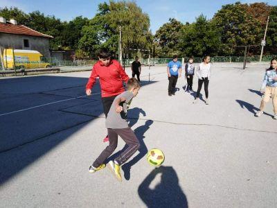 Европейски ден на спорта в училище 1