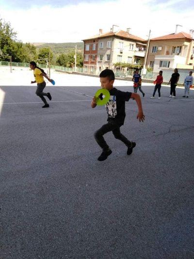 Европейски ден на спорта в училище 2