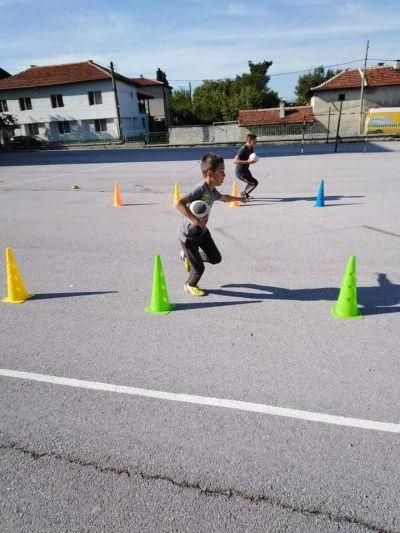 Европейски ден на спорта в училище 3
