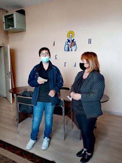 """Стипендии за отличен успех в ОУ """"Св. Климент Охридски"""" 5"""