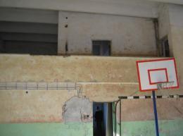 Ремонт на физкултурния салон на училището 3
